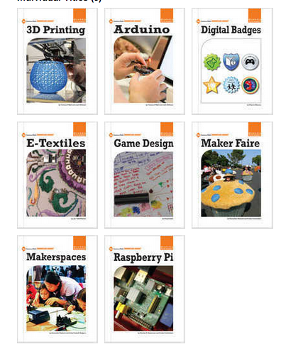 Book Covers from Cherry Lake Publishing's Makers as Innovators Series - cherrylakepublishing.com