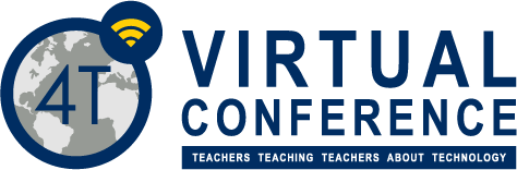 Logo for 4T Virtual Conference, www.4tvirtualcon.com