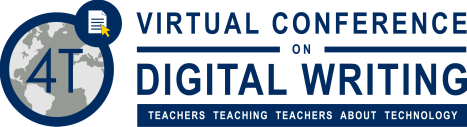 Decorative: Logo for 4T Digital Writing Conference